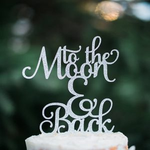to the moon and back CutsOfConfetti etsy
