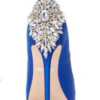 Kiara Platform Evening Pumps